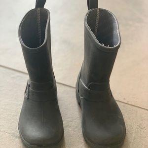 Native Kids Rain Boots Size 9